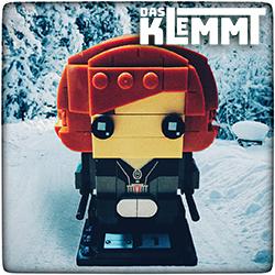 LEGO® 41591 BrickHeadz 7 Black Widow - www.dasklemmt.de