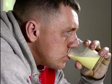 I Drink my Semen to avoid aging, pure vitamins and minerals - MAN CONFESSES