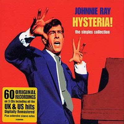 Jonnie Ray - 2003 - Hysteria (The Singles Collection) (3 Cd's) @320. With Covers.
