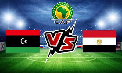 ليبيا و مصر بث مباشر