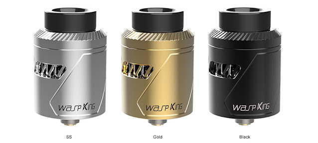 Oumier Wasp King RDA-Pocket Monster