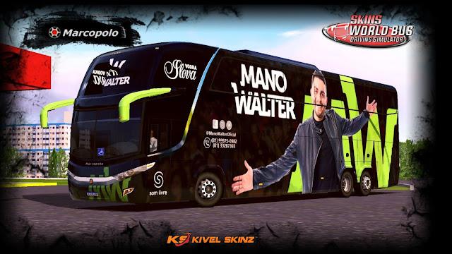 PARADISO G7 1600 LD - BANDA MANO WALTER