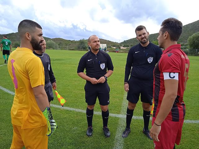 Ισόπαλο με σκορ 1-1 αναδείχθηκε το σημερινό ματς της 2ης αγωνιστικής της Α ΕΠΣ Πρέβεζας-Λευκάδας ανάμεσα στον γηπεδούχο Αετό Αγιάς και τον φιλοξενούμενο Πανλευκάδιο.