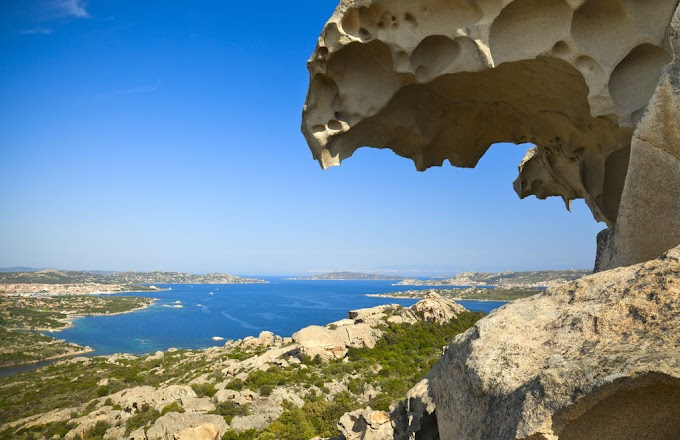 Archipelago and Island of Maddalena, Italy (with Map & Photos)