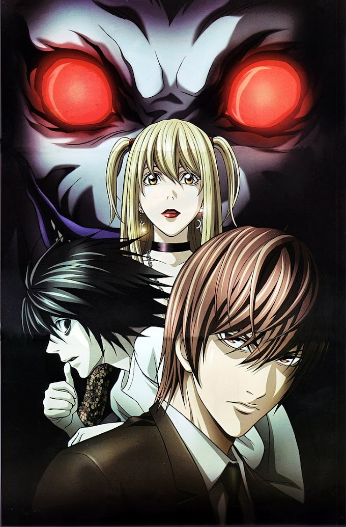 All Rules Of Death Note , Many Of Them Are Scary ?