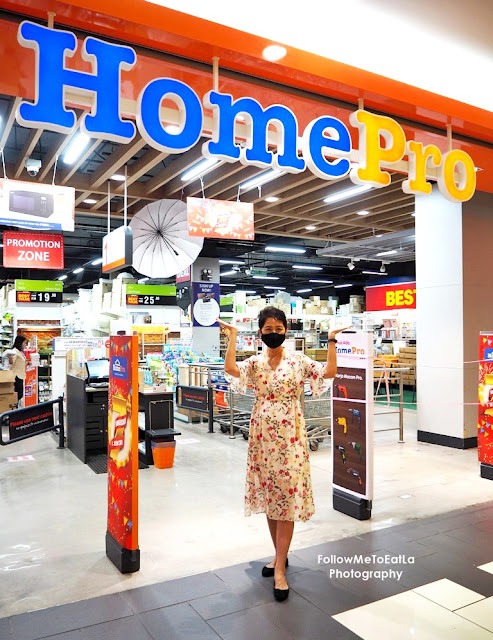 """HOMEPRO ~ """"One Shop For All Home"""" Home Improvement Center"""