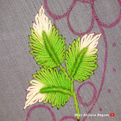 Hand Embroidery Border Design Latest