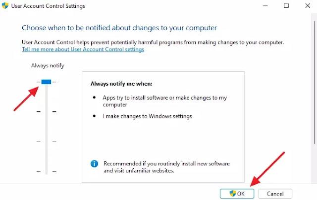 Cara Mengatasi Error Code 0x8007007f Saat Update ke Windows 11-4