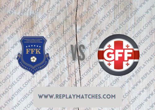 Kosovo vs Georgia Highlights 12 October 2021