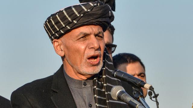 AS Selidiki Dugaan Ashraf Ghani Kabur dari Afghanistan Bawa Uang Kas Negara