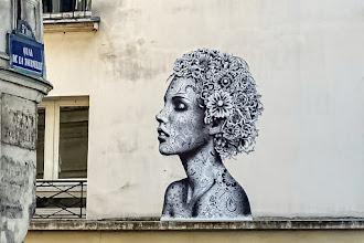 Sunday Street Art : Aydar - rue de Bièvre - Paris 5