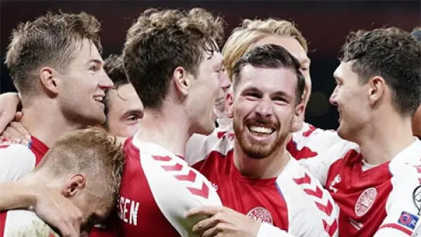 Denmark is the only team to win all the time. Photo: DM