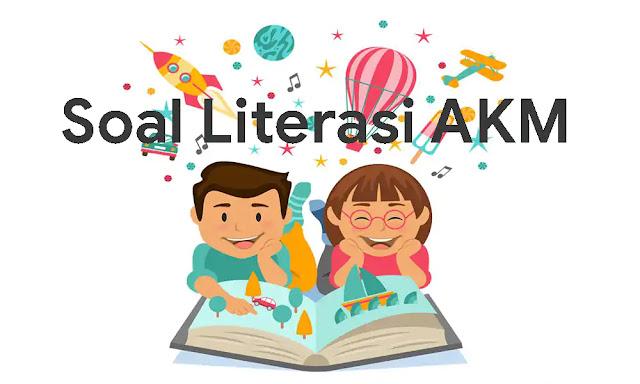 Soal Literasi Asesmen Nasional SD