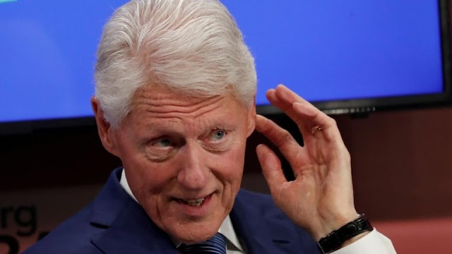 Former US President Bill Clinton hospitalised in California with suspected blood infection