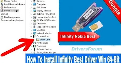 Infinity-Best-Dongle-Smart-Card-Driver