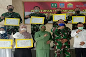 Koramil 0602-01/Kota Serang Mendapat Predikat Terbaik dalam TMKK
