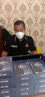 Hanya 1x24 jam Unit Reskrim Polsek Sukorambi Jember Berhasil  Ungkap Kasus Pencurian Aset Negara.