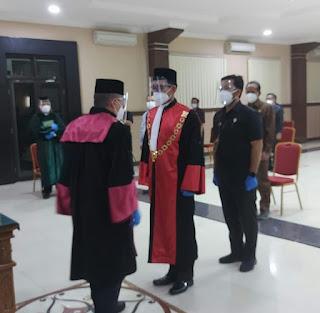Wakil Pengadilan Tinggi Medan