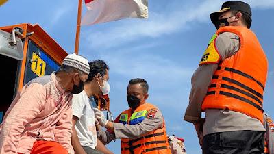 Luncurkan Progam SINAWANG, Polres Semarang Buru Para Nelayan Yang Tak Mau Divaksin