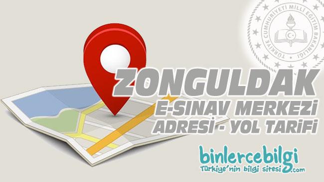 Zonguldak e-sınav merkezi adresi, Zonguldak ehliyet sınav merkezi nerede? Zonguldak e sınav merkezine nasıl gidilir?