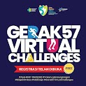 Gerak 57 Virtual Challenges • 2021