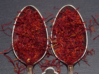 Saffron the red gold