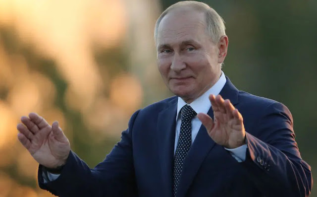 Gas prices skyrocket, Europe panic: Mr. Putin is willing to help... on one condition?