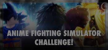Roblox Anime Fighting Simulator Challenge Quiz Answers 100% Score