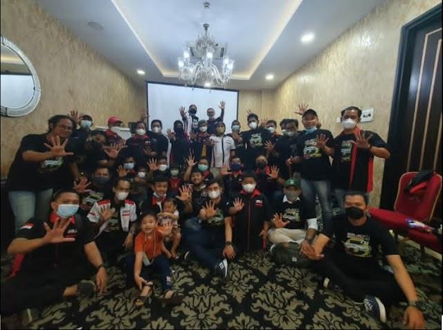 GALACI (Agya Ayla Club Indonesia) Bekasi chapter adakan Anniversary yang ke-5 dan Musyawarah Chapter (MusChap), sekaligus memilih ketua chapter baru