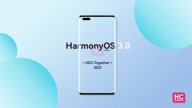 HARMONY OS 3.0 HUAWEI BAKAL DILANCARKAN TIDAK LAMA LAGI.
