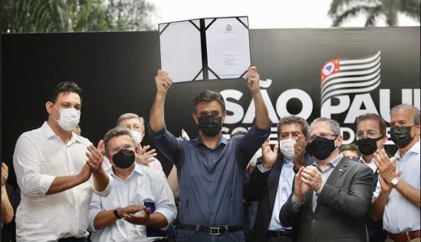 Rodrigo Garcia anuncia repasse de R$ 178,3 milhões para saúde da região de Rio Preto