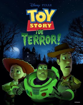 Toy Story de Terror / Castellano HD