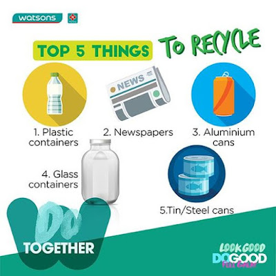 Top 5 Things to Recycle