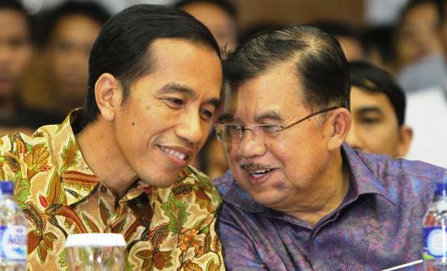 Jokowi Ketemu JK di Yogyakarta Bahas Pemilu?