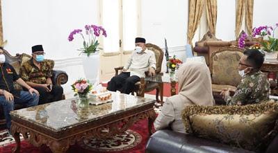 Gubernur Sumbar Dukung Chatib Sulaiman Jadi Pahlawan Nasional