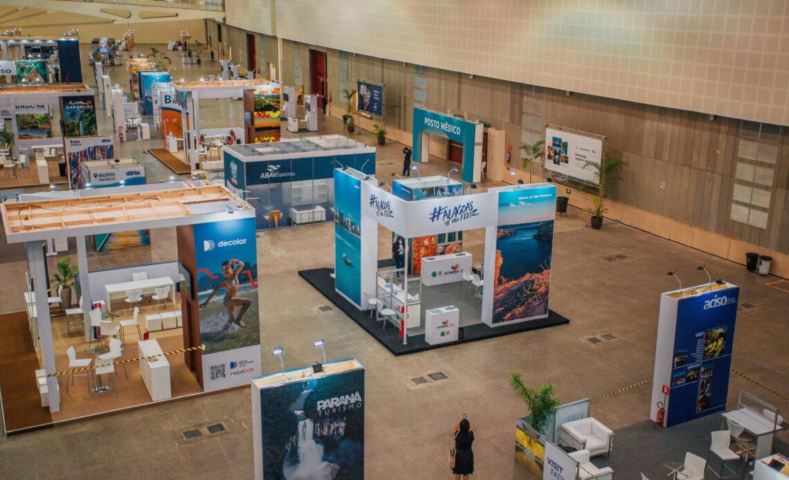 Destino Alagoas é atração da 48ª ABAV Expo & Collab