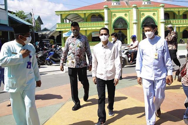 Vaksinasi Covid-19 di Batam Sudah 83 % dari Sasaran 907 271 Orang