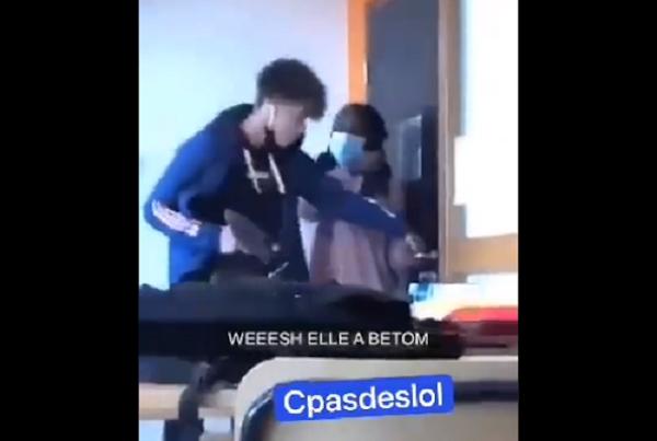 [VIDEO CHOC] «Eh le Coran, poussez-vous Madame» : une enseignante de Seine-et-Marne projetée à terre par un élève
