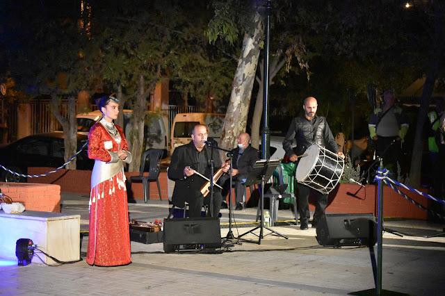 Αναγέννηση του μνημείου «Αγώνων & Θυσιών του Ποντιακού Ελληνισμού» στην πλατεία 19ης Μαϊου