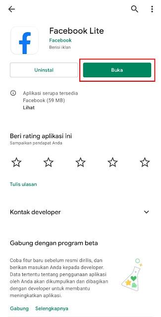 Cara Install, Update, dan Uninstall Aplikasi Melalui Play Store
