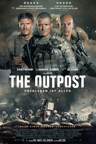 Download The Outpost (2019) Dual Audio [Hindi+English] 720p + 1080p Bluray ESubs