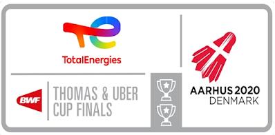 Jadwal dan Link Live Streaming Piala Thomas dan Uber 2021 Aarhus Denmark