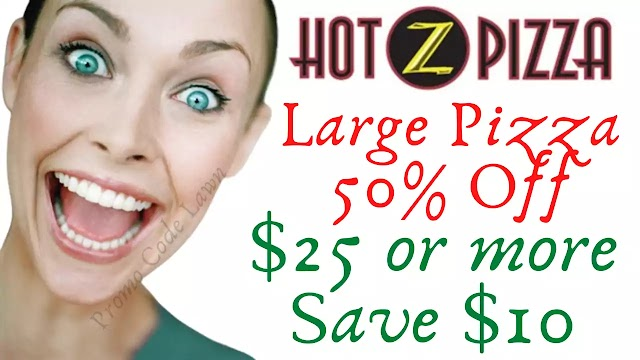 Zpizza Coupon - 50% OFF w/2022 Promo Code