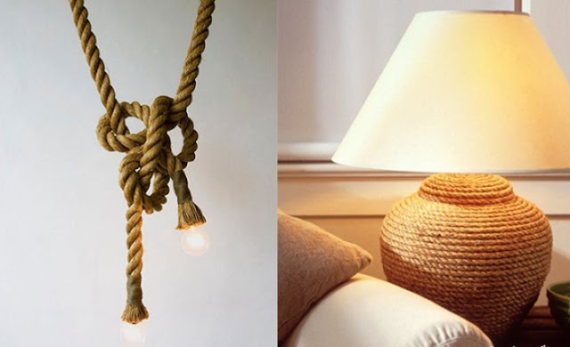 decorative rope ideas
