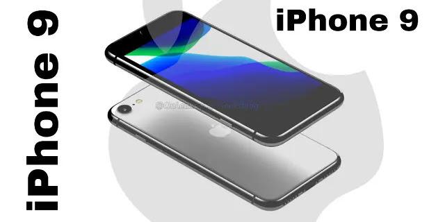 Apple iPhone 9 - تاريخ الإصدار+ السعر و المواصفات
