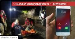 Pendaki Gunung Sesat 24 Jam Abaikan Panggilan Daripada Pasukan Penyelamat Sebab Tertera 'Nombor Tak Dikenali'