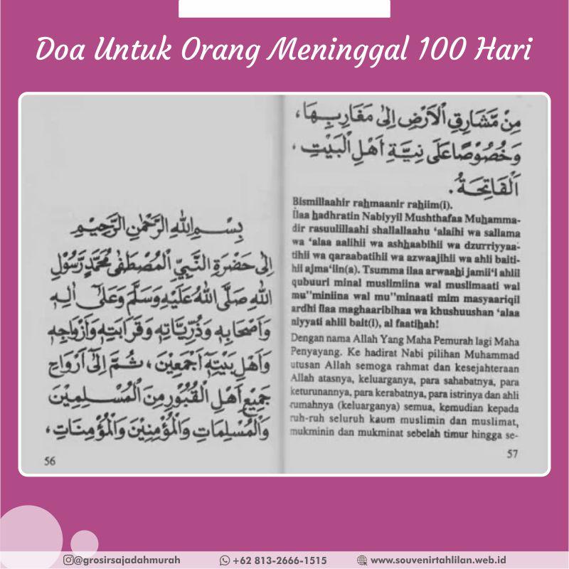 Ini Dia Doa Untuk Orang Meninggal 100 Hari!!!