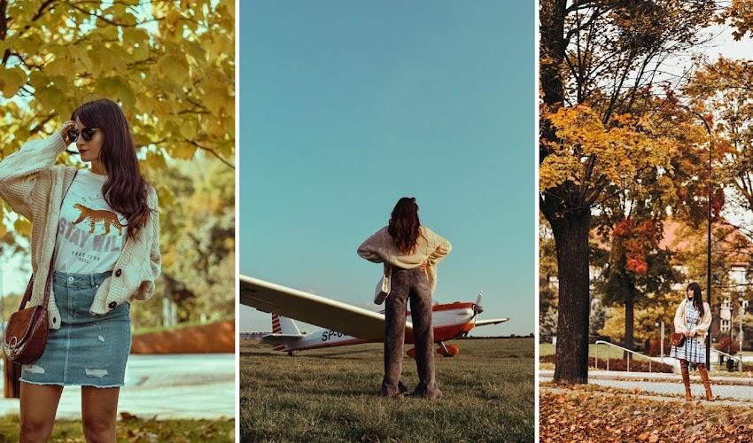 Beżowy sweter oversize w 3 stylizacjach na jesień! ZAINSPIRUJ SIĘ i sprawdź gdzie kupić