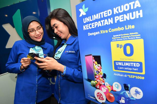 Cara Registrasi Kartu XL Baru Via SMS