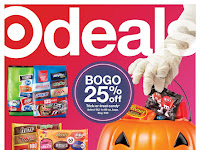 Target Weekly Ad October 24 - 30, 2021 and 10/31/21